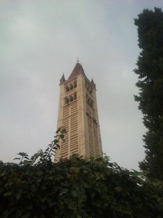 Basilica di San Zeno Maggiore: Torre Campanaria