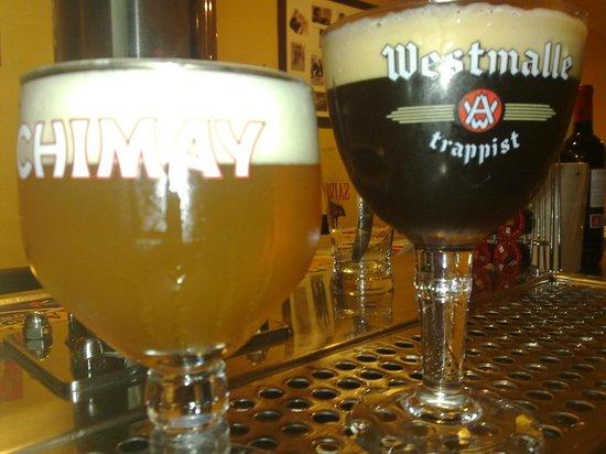 Cerveceria Mapamundi 2011: 2 TRAPPIST BEER ON TAP