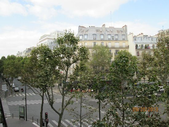 Hotel Jules Cesar: From from single room