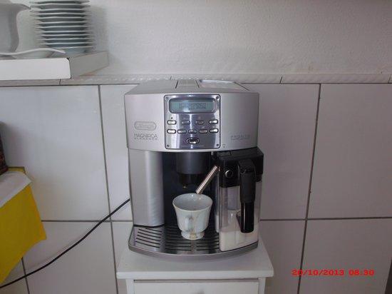 Pousada Marlim: cafe delicioso