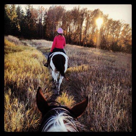 Spokane Trail Rides