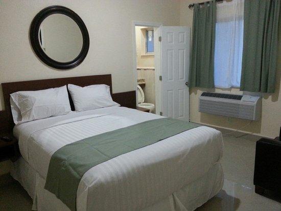 Belvedere Inn: Green
