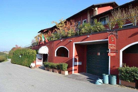 Hotel SantaMaria - Centro Congressi - Wellness : Hotel SantaMaria - Aussenansicht