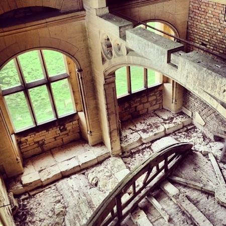 Woodchester Mansion: Second floor
