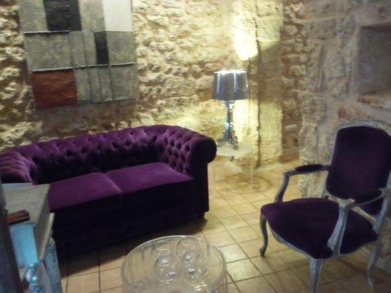 Hotel Ca'n Pere : recepción