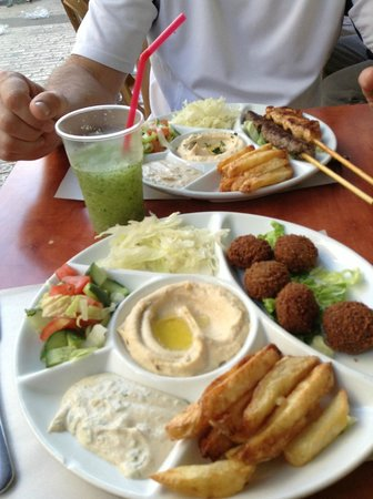 Commodore Hotel Jerusalem: Favorite Dinner Choice