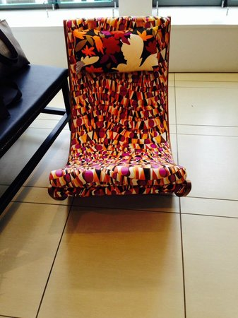 Verner Panton Le verner panton relaxer chair picture of le baldaquin montreal