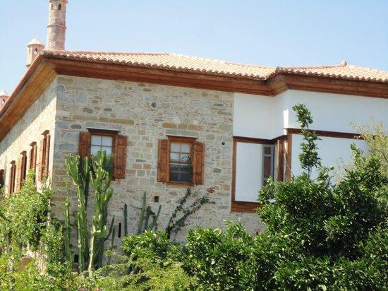 Mehmet Ali Aga Mansion: çok özel...