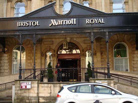 Bristol Marriott Royal Hotel One Of The Best Hotels In