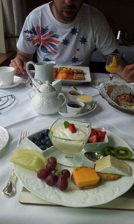 Shraheen House: la fantastica colazione