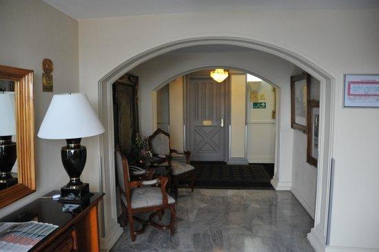 Best Western CPlaza Hotel : Ingreso a las habitaciones