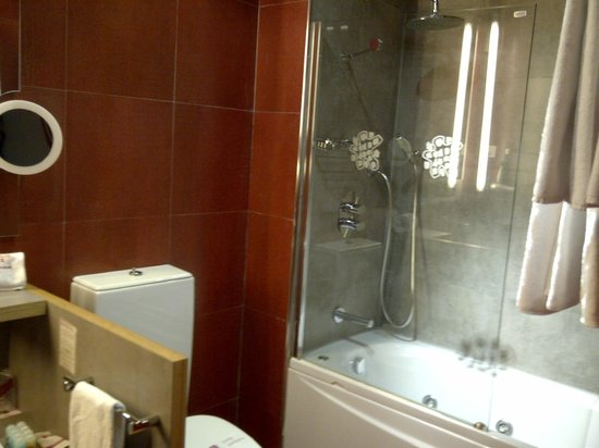 Petit Palace Museum Hotel: Baño completo