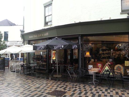 La Trappiste Restaurant: A pleasent city centre location