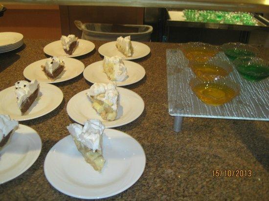 Circus Buffet : Dessert