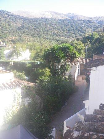 Molino del Santo: View from my terrace