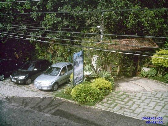 Hotel Dominguez Master - Mirador: Vista da varanda