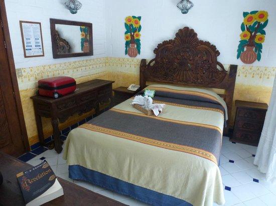 Hotel Casa Dona Susana: My Small Pleasant Room