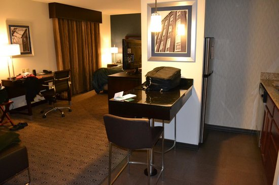 Homewood Suites by Hilton Manchester/Airport: room