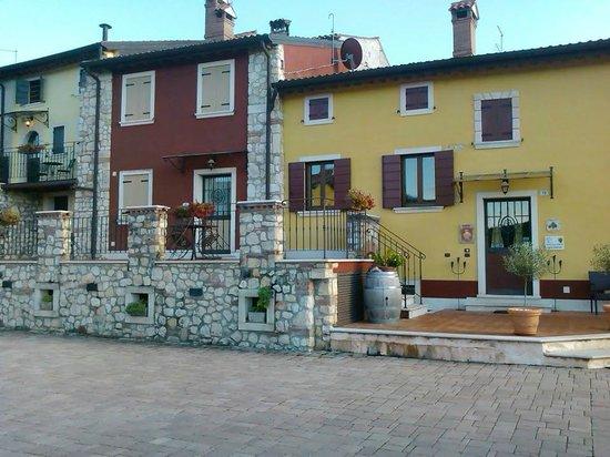 Corte Tamellini: Vista esterna