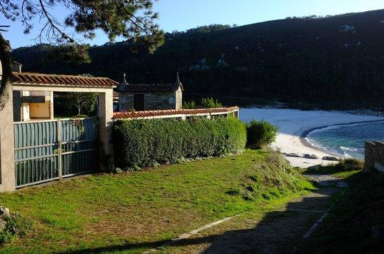Casa da Vasca: Petite plage à 500 mètres