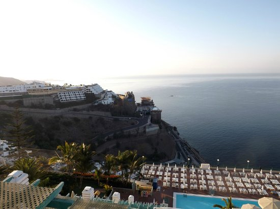 Hotel Altamar: View from the Superior Suite
