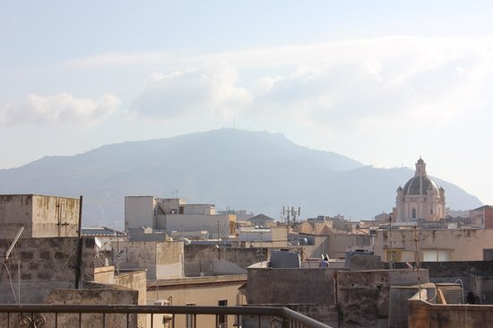 Le Chiavi di San Francesco Residence: The View from the breakfast terrace