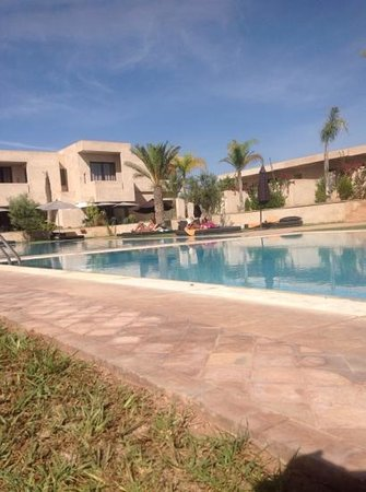 Sirayane Boutique Hotel & Spa: Poolside