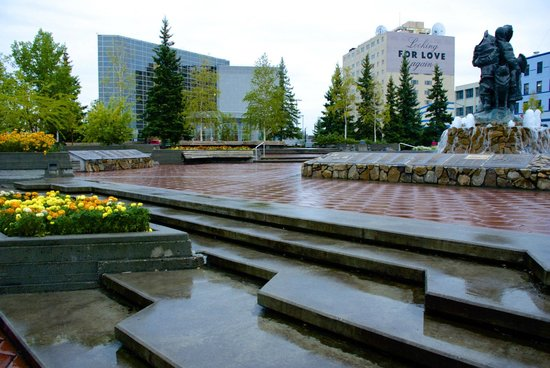 Dale and Jo View Suites: Downtown Fairbanks