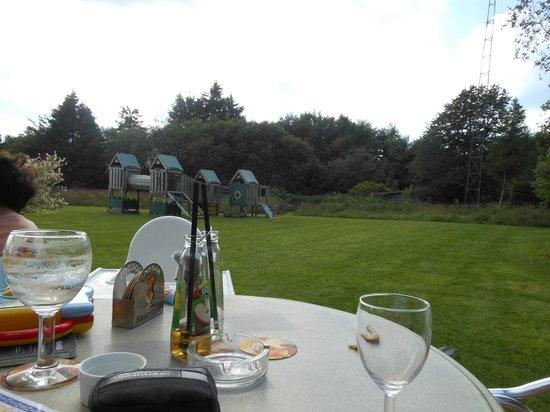 Le Mont Rigi: tuin