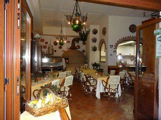 Lo Zodiaco: Inside