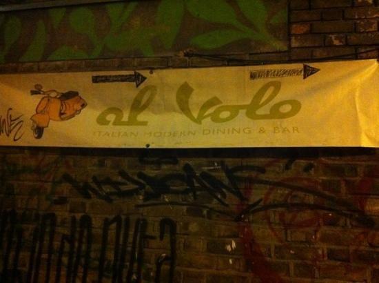 Al Volo: depuis Brick Lane