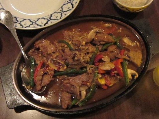 Thai Kitchen I: Sizzling Beef