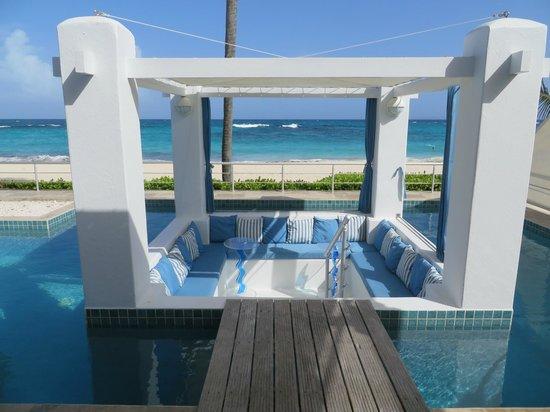 Coral Beach Club Villas & Marina : Corinnes Villa view