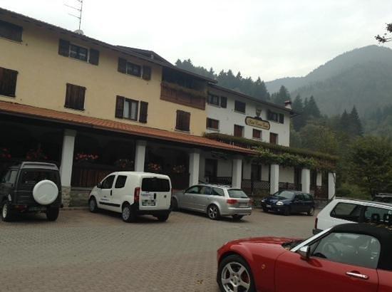 Hotel Conca Verde: conca verde