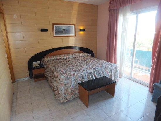 Sant Jordi Boutique Hotel : chambre