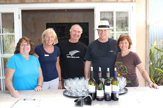 See Waiheke Tours: Wine tasting with the owners at Obsidian
