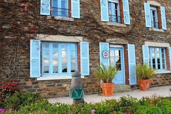 La Maison des Iles : front of the B&B