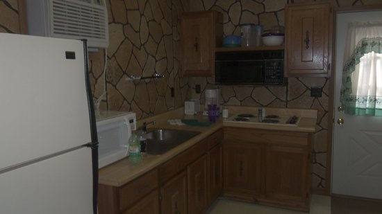 Table Rock Resorts at Indian Point: Kitchen