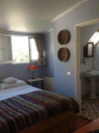 Vilafranca Petit Hotel: Quarto 6