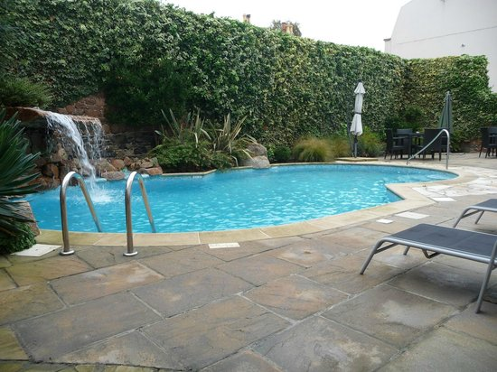 The Club Hotel & Spa : Hotel Outdoor Pool - heated too!!