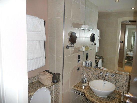 The Club Hotel & Spa: Bathroom - go wild and pamper!!