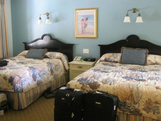 Disney's Old Key West Resort: our studio