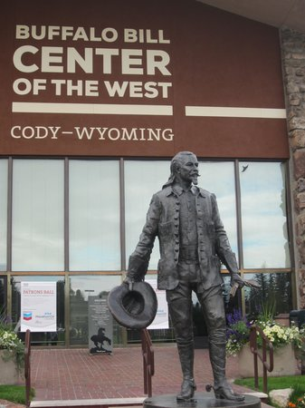 The Cody Hotel : Museum