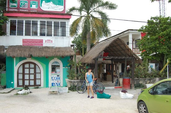 Itour Mexico : Außenseite