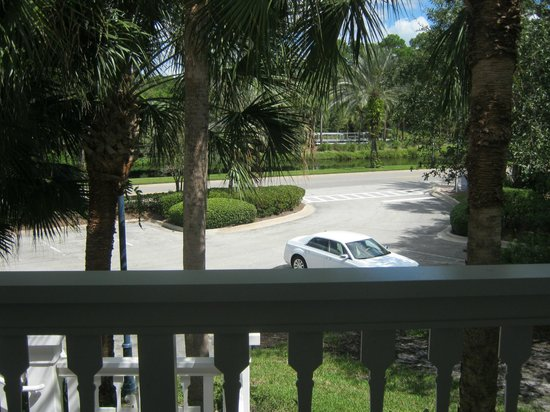 Disney's Old Key West Resort: Outside our studio