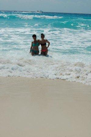 Iberostar Cancun : Beach is perfect!