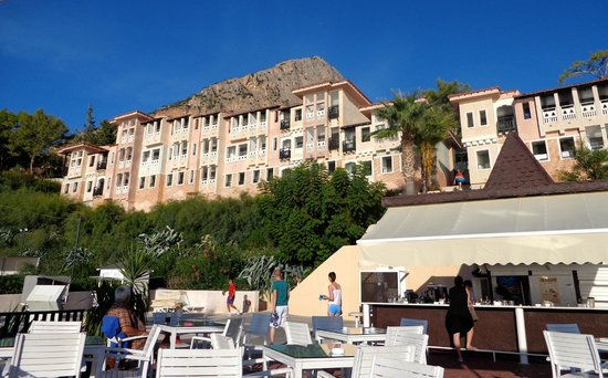 Liberty Hotels Lykia: Village sea view rooms