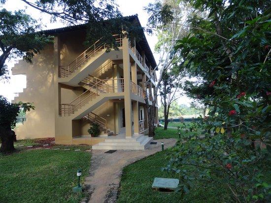 Pelwehera Village Resort: le batiment neuf