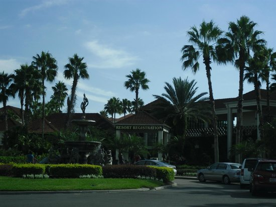 Star Island Resort and Club : Resort Entrance