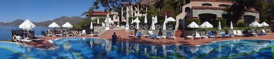 Liberty Hotels Lykia: The Oasis pool (adults only)